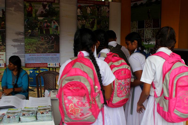 Exhibition Stall Design Sri Lanka : World environment day south asia partnership sri lanka