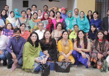 Pakistan Delegates Visit to SAPSRI