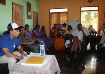 Nepal Delegates Visit to SAPSRI